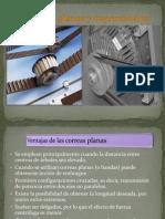 Correas Planas y Trapezoidales Rodri