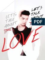 Digital Booklet - 2nd Mini Album 'Let's Talk About Love'
