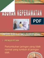 askep tumor otak.ppt