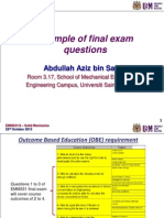 EMM331_20131023 - Example of final exam questions.pdf