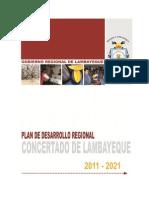 plan de Lambayeque