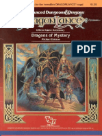 Dragonlance - Dragons of Mystery