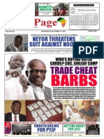 Wednesday, December 17, 2014 Edition