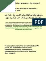 Al-Quran From Allah