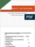 4.2.-Soporte Nutricional en El RN-DR. RONDON[1]
