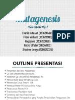 Rekayasa Genetika HG7 Mutagenesis(1)