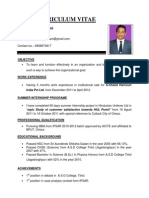 Resume Soumya
