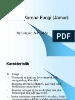 Parasit Dan Penyakit Ikan Bab VII Penyakit Karena Fungi (Jamur)