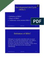 Sdlc System Development Life Cycle Sdlc