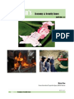 Pakistan Economy Security Analysis 2013-Libre