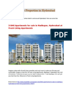 PropLadder Properties in Hyderabad