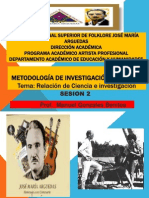 SESION 1_ciencia e Investigacion