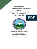 Program Kerja Gespala 2013-2014