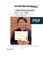 Einstein's Relativity Stupidity on U Tube