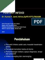 Penyakit Infeksi Prodi Gigi 2010 Dr.kurnia