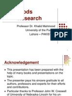 khalid-mixedmethodsresearch-workshop-130507054612-phpapp01.ppt