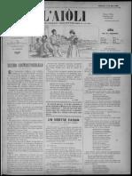 L'Aiòli. - Annado 05, n°157 (Mai 1895)