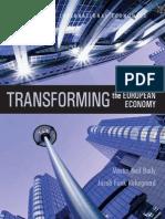 Martin 1 Baily, Jacob Kirkegaard - Transforming the European Economy
