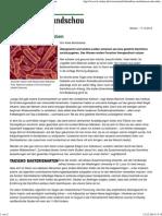 Frankfurter Rundschau - Modelmaße Mit Mikroben