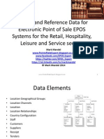 Master and Reference Data for EPOS