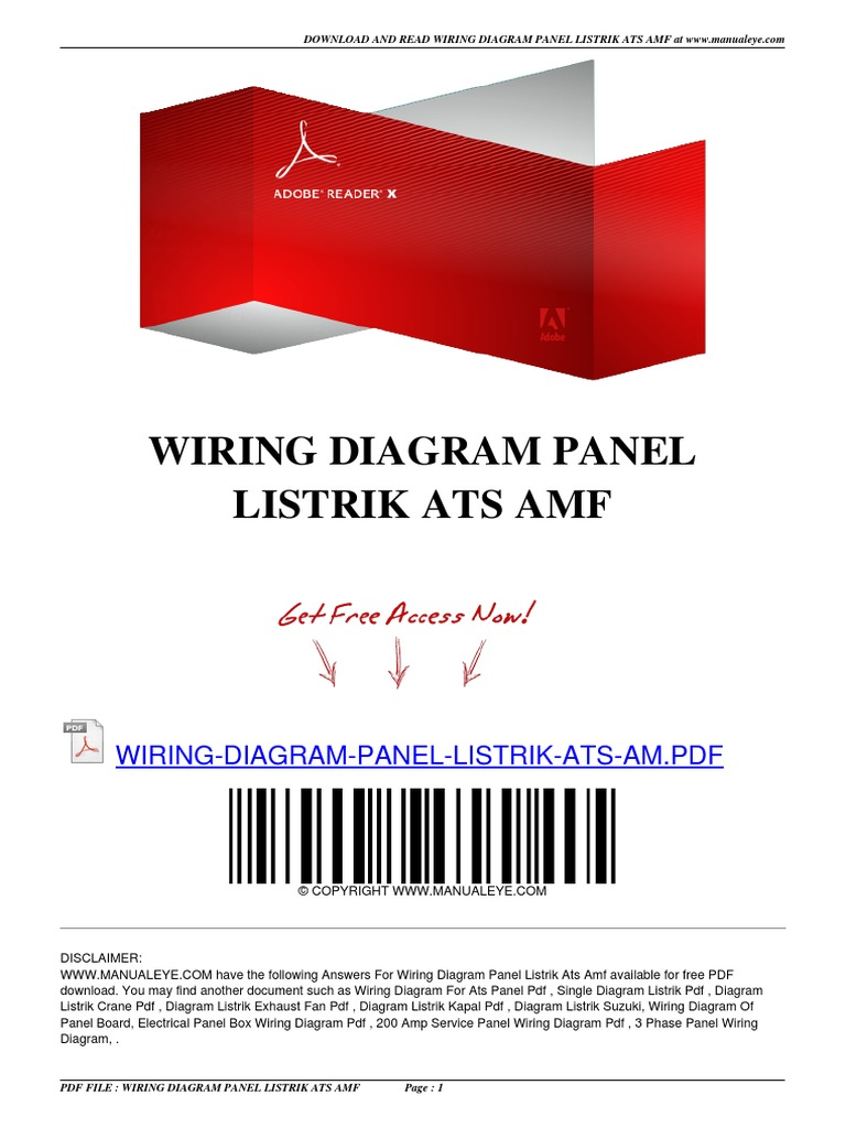 Wiring diagram ats dan amf wiring library wiring diagram panel listrik ats amf pdf rh scribd com ats panel wiring diagram ats panel swarovskicordoba Images