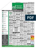 Free Press Classified Adverts 171214