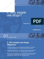 2 Why People Use Drugs