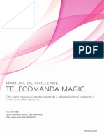 Rom Telecomanda Magic