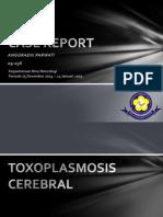 cerebellar toxoplasmosis