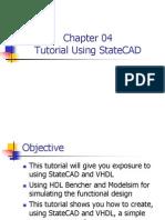 Tutorial Using StateCAD