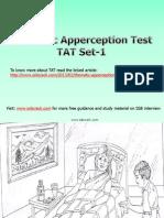 Thematic Apperception Test Pdf