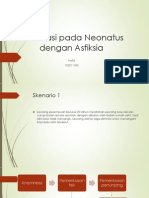 Resusitasi Pada Neonatus Dengan Asfiksia Neonatorum