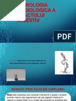 Semiologia Radiologica a Tractului Digestiv