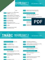 Preliminary Agenda Landscape