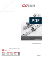 PRT Standard Profile Rail Catalog