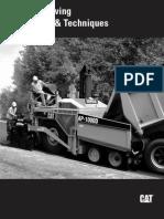 Paver Principles and Techniques QEDQ1277