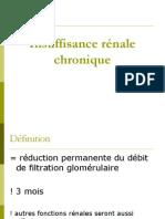 1-Insuffisance rénale chronique.ppt