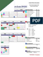 Calendarioescolar 14 15