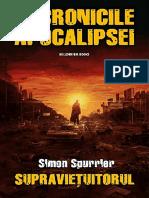 Spurrier, Simon - Supravietuitorul