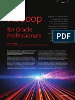 Hadoop for Oracle