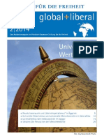 global & liberal | AUSGABE 2 / 2014