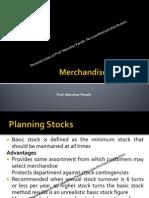 Merchandising Planning
