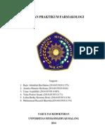 Laporan Praktikum Farmakologi 1