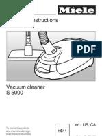 aspirador miele s312i 2 vacuum cleaner dust rh scribd com miele model s312i manual White Star Miele Power Head