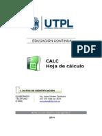 Calc - Material Educativo