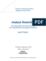 Analyse Financiere