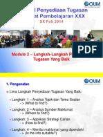 Assignment Workshop Module 2 - BM