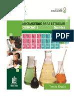 Cuaderno de Trabajo de Química 2011-2012