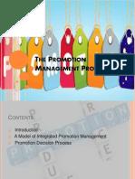 promotion management process