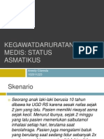 Status Asmatikus